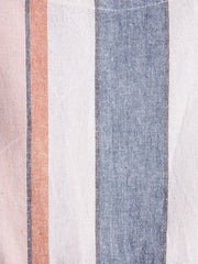 Mondrian Dress Pastel Stripes
