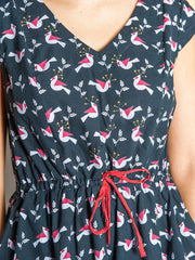 Nashville Dress Birds