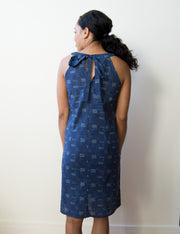 Playa Shift Dress Patchwork