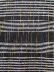 Ritu Dress Grey Stripe