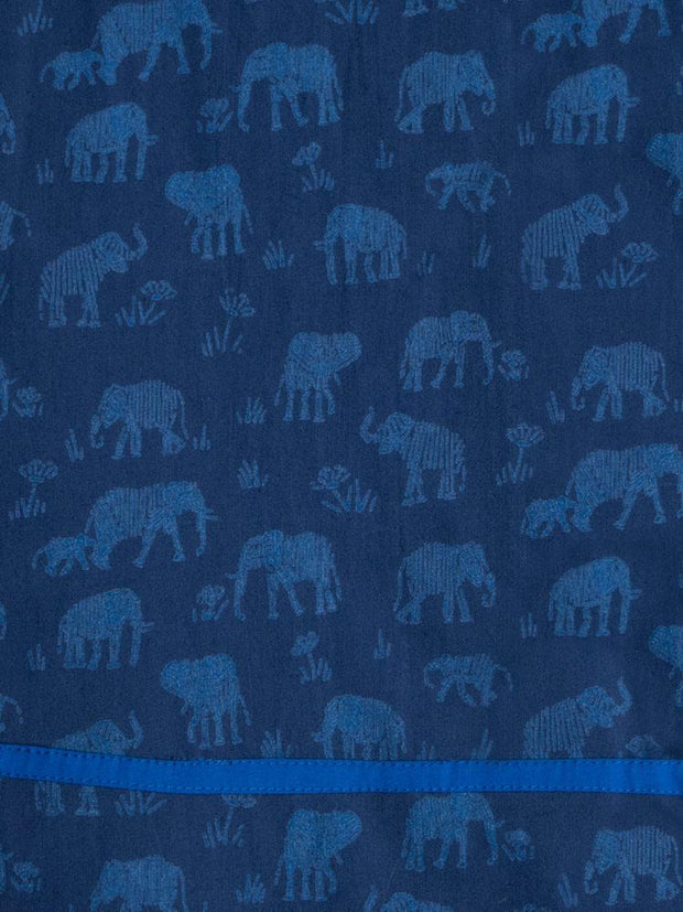 Round the World Dress Elephants