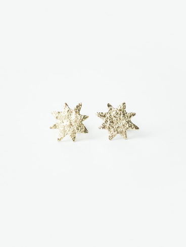Austen Earrings Gold