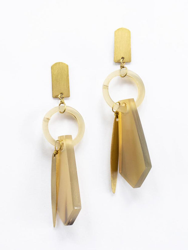 Deccan Drop Earrings