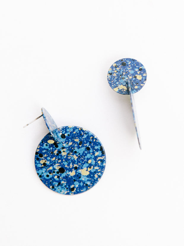 Interstellar Studs Blue