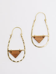 Lucca Earrings Gold