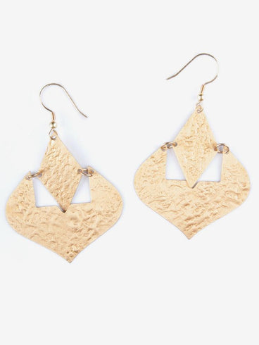 Moroccan Dreams Earrings Gold