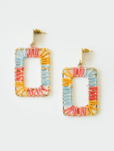 Save Ferris Earrings Multi