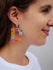 Save Ferris Earrings