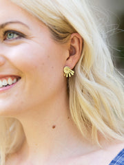 Sunshine Studs Gold