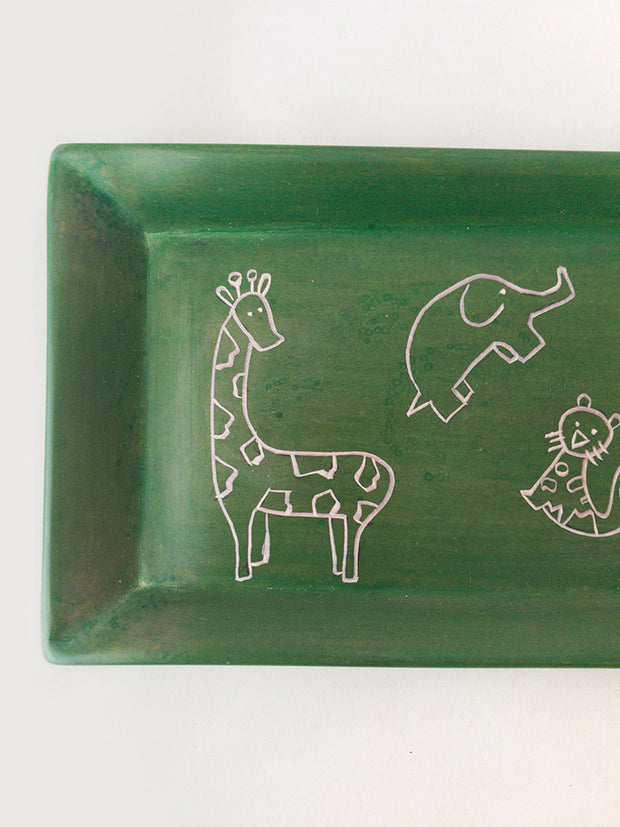 Zoo Animals Catchall