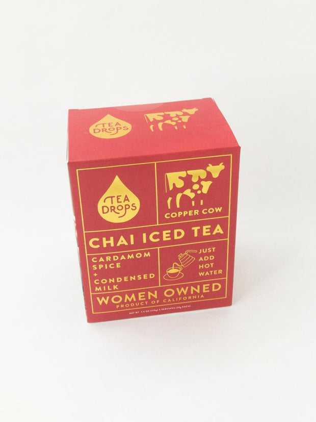 Copper Cow Coffee Chai Spiced Tea