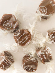 McCrea's Black Lava Sea Salt Caramels