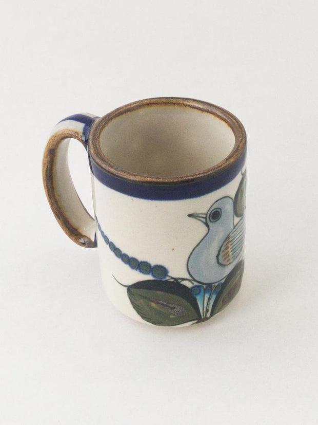 Mexican Pottery Coffee Mug