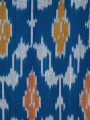 Crossroads Jacket Blue Ikat