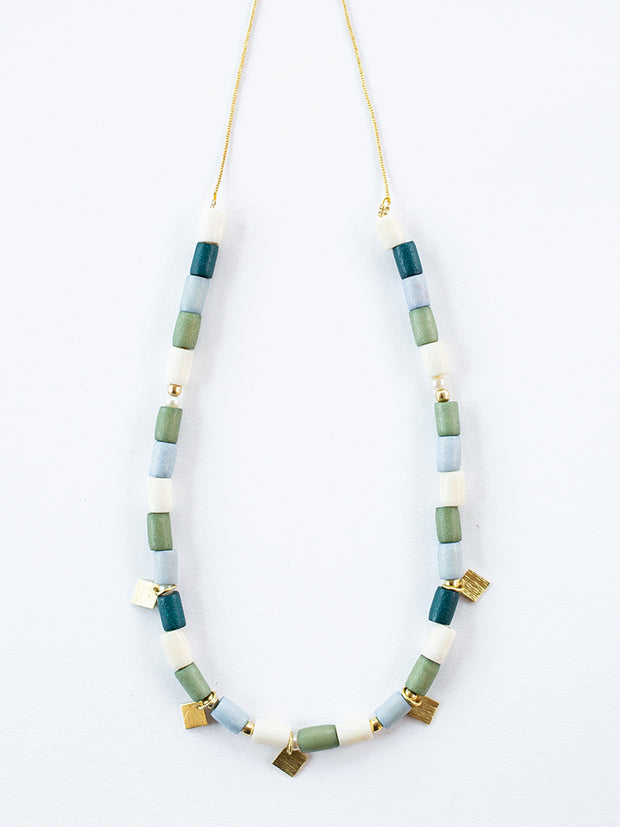 Emily Necklace Blue