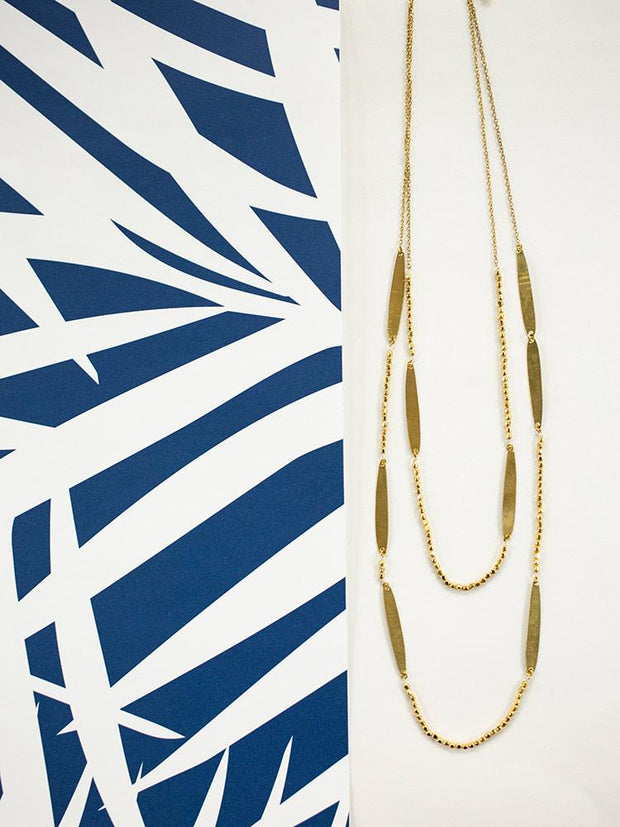 Amelie Necklace Gold