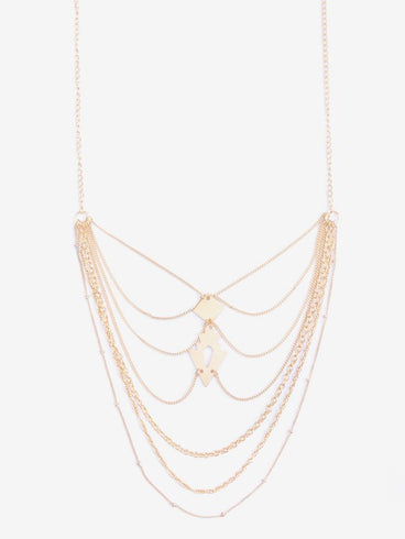 Andalusia Necklace Gold