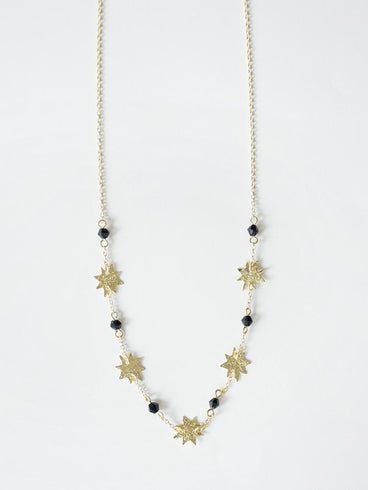 Austen Necklace Gold