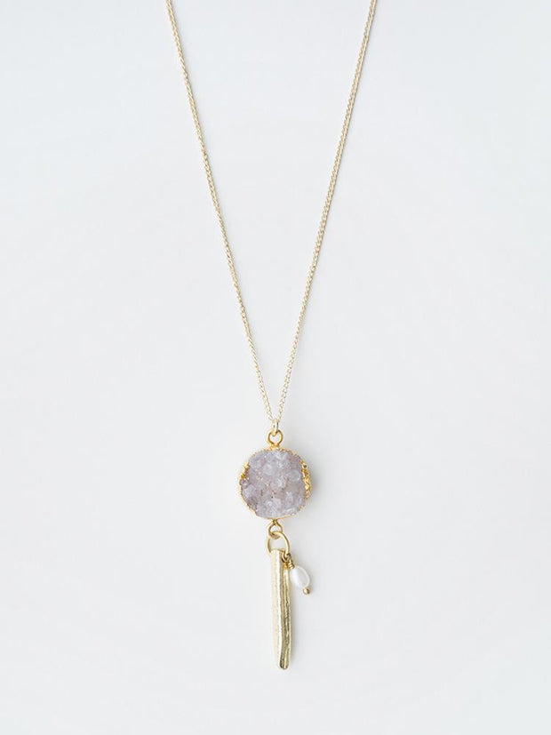 Florence Necklace Gold