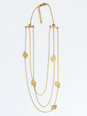 Nadia Necklace Gold
