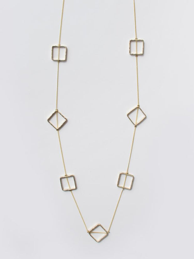 Pablo Necklace Gold