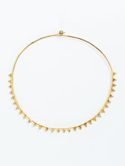 Pryanka Necklace Gold