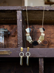 Wayfarer Necklace Horn
