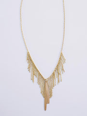 Willow Necklace Gold