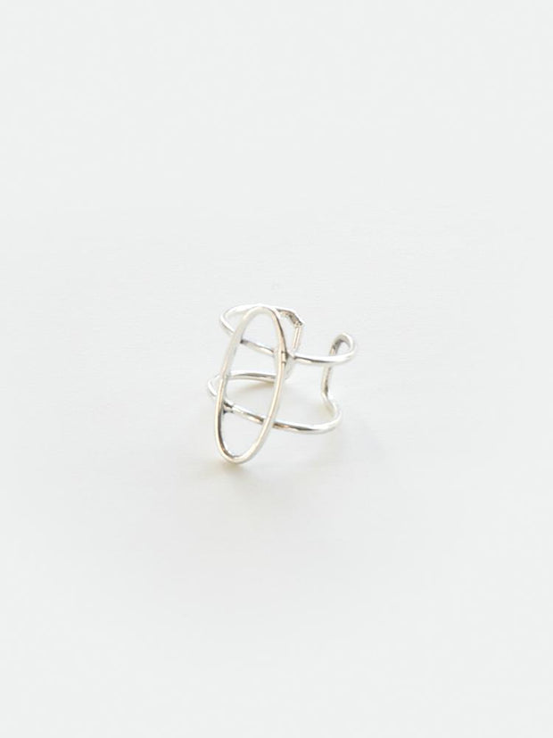 Foster Beach Ring Silver