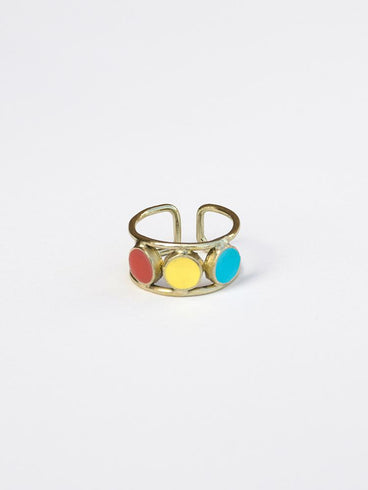 Rainbow Ring Multi Color