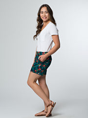 Montague Shorts Teal