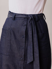 Frances Denim Skirt