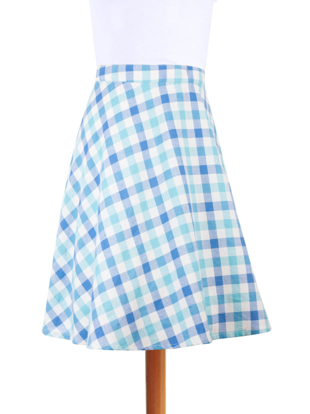 Sally Jane Skirt Blue