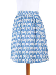 Veranda Skirt Blue