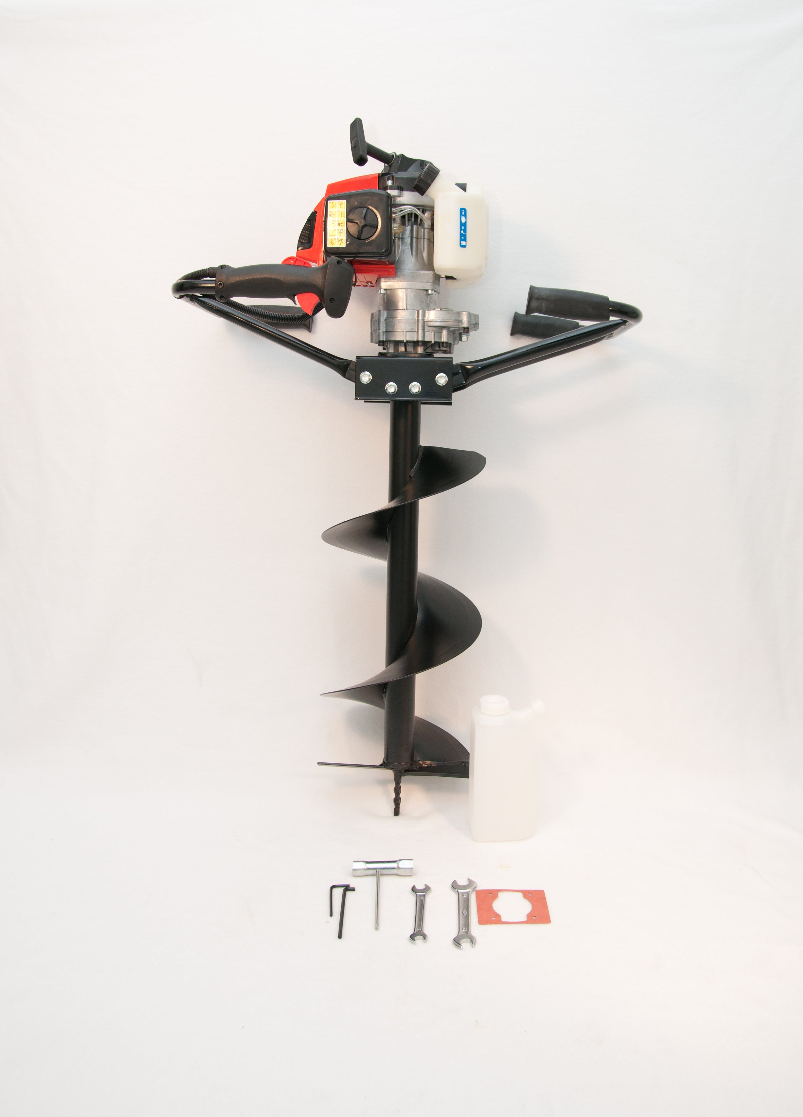 Tool Tuff Combo One Auger Choose Size And Gas Powered 2 Person