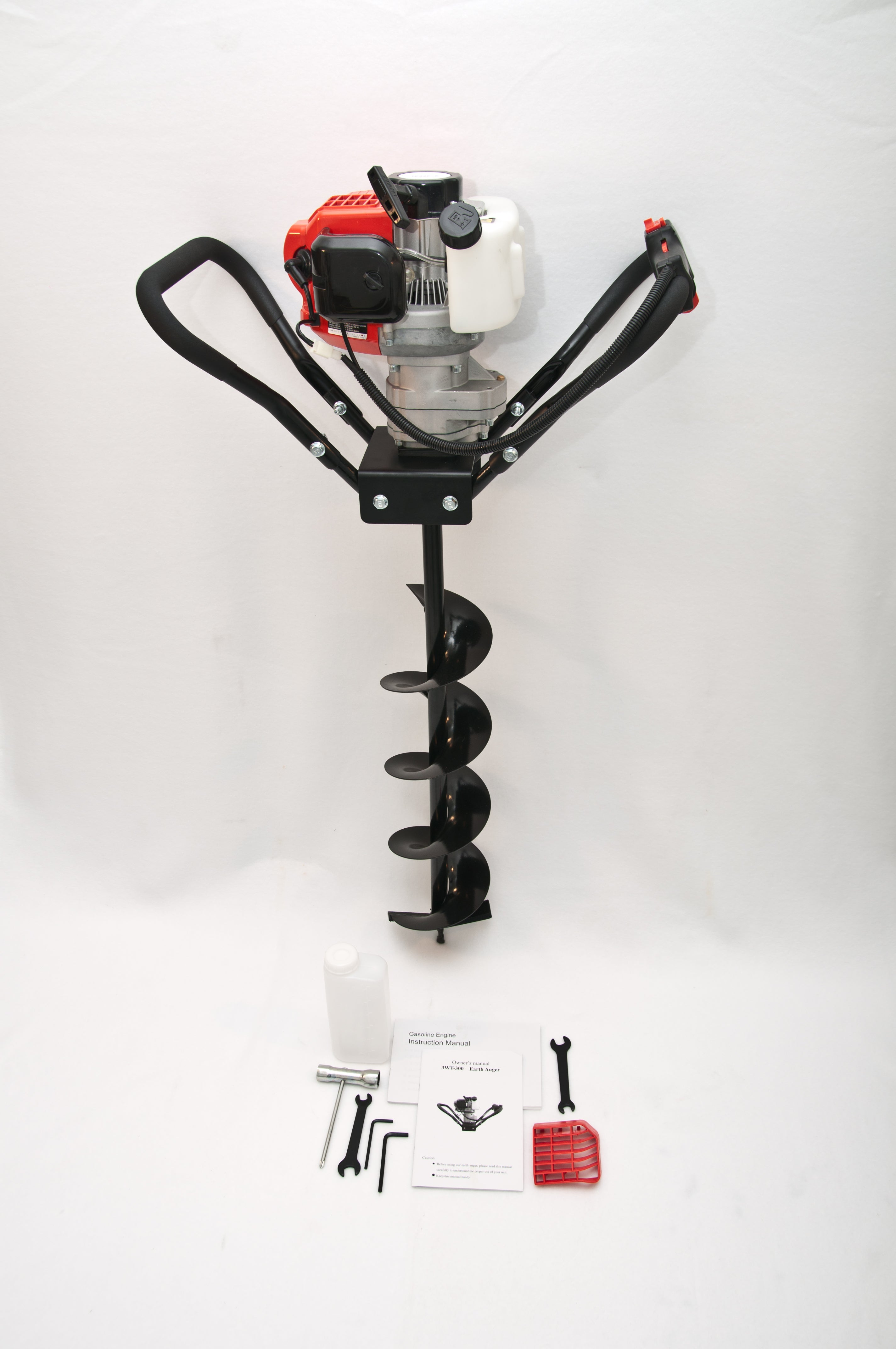 Tool Tuff Gas Combo One Auger Choose Size And Gas Powered 1