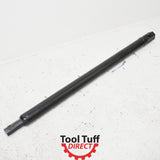 "Tool Tuff Earth Ogre Hex-Drive Auger Extension - 60""  Industrial-Duty, Fits 2"" Hex Drive or 2-9/16"" powerhead"