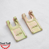 Tool Tuff Earth Ogre 40/50 Style Industrial Duty Earth Auger Replacement Teeth (Industry standard, fits many other brands)