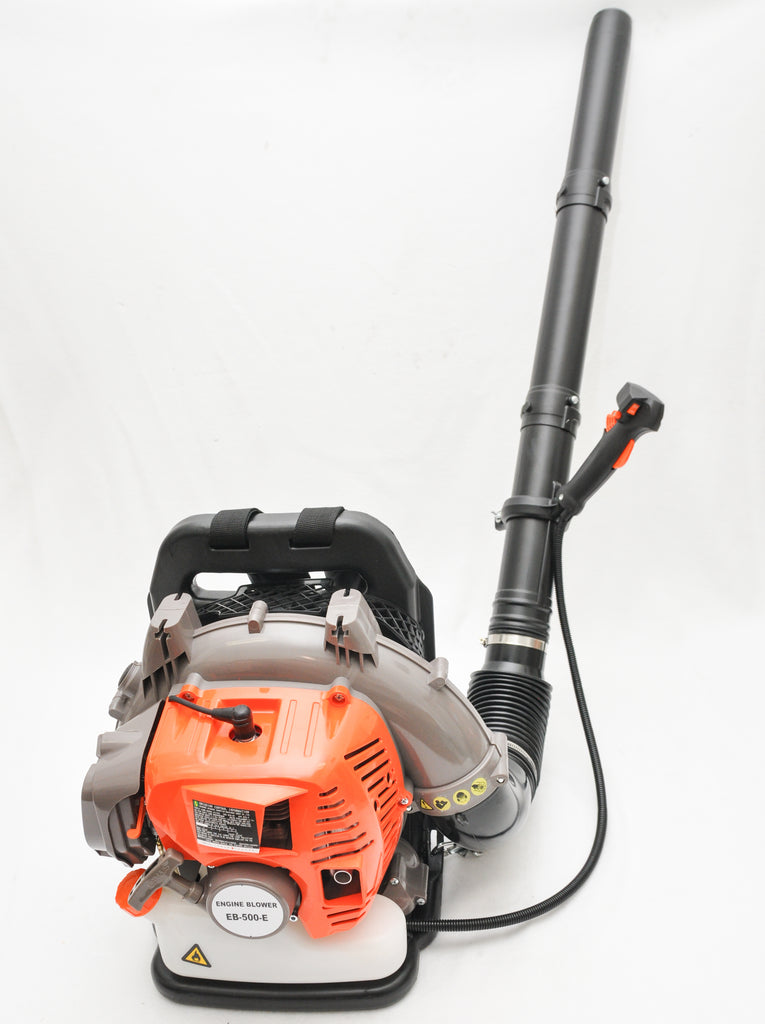 Tool-Tuff 52cc 2-Stroke Gasoline Powered Backpack Leaf Blower