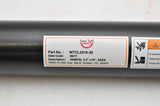 "Tool-Tuff 2.5"" Bore x 16"" Stroke Welded Cross Tube Tie Rod Cylinder 3000 PSI, SAE8 Ports"