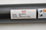 "Tool-Tuff 3"" Bore x 16"" Stroke Welded Cross Tube Tie Rod Cylinder 3000 PSI, SAE8 Ports"