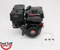 NEW! Tool Tuff 9 hp, 270cc, 4-Stroke Gasoline Engine- Easy Starting Even in COLD Weather