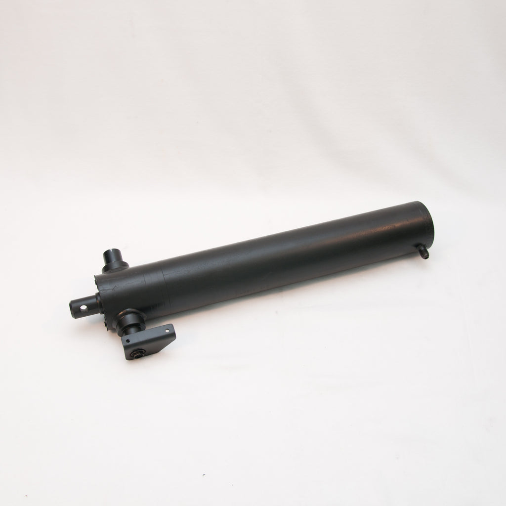 "MTD Style 4"" Bore x 24"" Stroke Log Splitter Cylinder w/Valve Mounting Flange Replaces OEM P/N 718-0773"