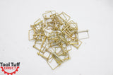"50-Pack! Lock Pin, 5/16"" Diameter, 2-1/4"" Usable Length"