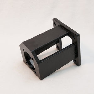 "Log Splitter Hydraulic Pump Mount for 8-15 Hp Engines 3.5"" Square to 2"" Square (use w/ 15, 16, 19 gpm, LO90)"