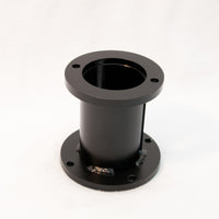 Log Splitter Hydraulic Pump Mount Bracket w/ SAE-A 2-Bolt Pattern for 15 Hp and up Engines (22, 28 gpm)