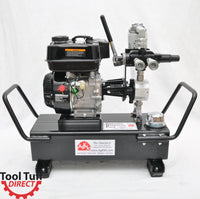 Tool Tuff Gas-Powered Hydraulic Power Unit, Mobile Power Station - Power Implements, Dump Trailers, Etc