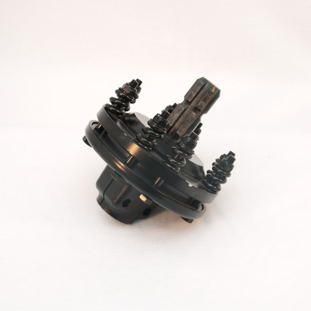 "PTO Slip-Clutch Adaptor / Extender 1-3/8"" x 6 Spline Female End, 1-3/8"" x 6 Spline Male End"