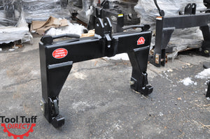 CAT 3 Narrow (Category 3 Narrow) 3-Point Tractor Quick Hitch