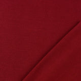 Tubular Jersey Ribbing Fabric 290 gsm - WINE